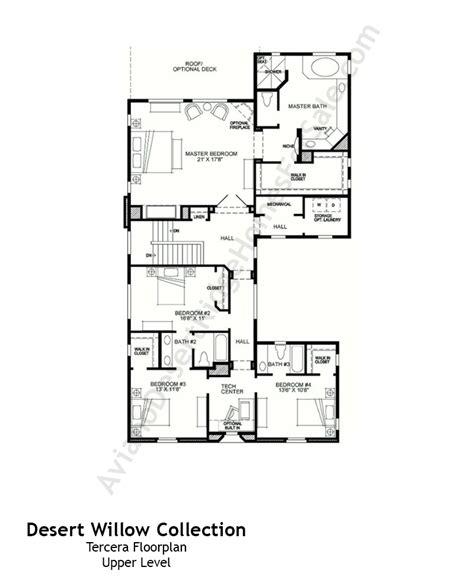 desert house plans desert home plans desert willow collection floor plans