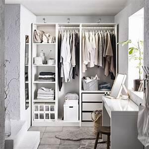 Kleiderschrank Ohne Türen : ikea deutschland malm und pax kann man ganz leicht kombinieren so wie hier mit dem malm ~ Frokenaadalensverden.com Haus und Dekorationen