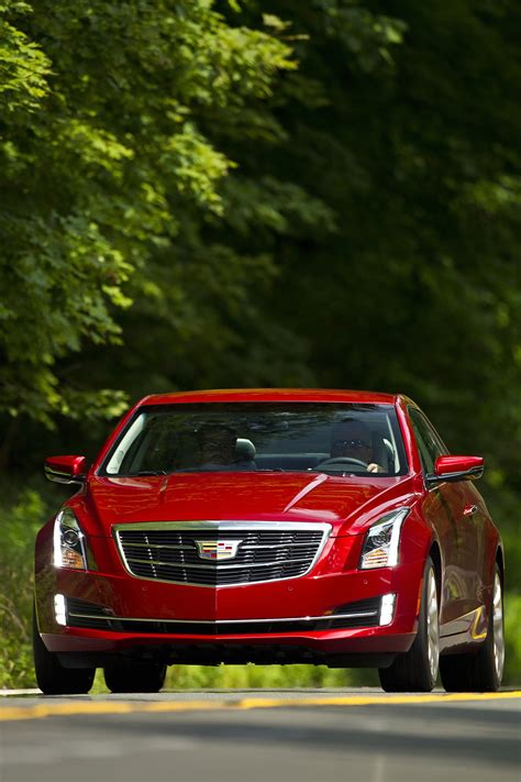 2015 cadillac ats coupe gm authority