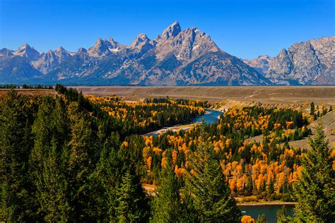 Fine Art Nature Photography From Grand Teton National Park