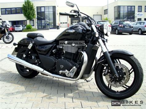 2012 Triumph Thunderbird Storm As New 1700 Abs