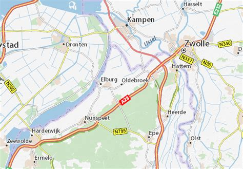 Safe and secure online booking and guaranteed lowest rates. Map of Oldebroek - Michelin Oldebroek map - ViaMichelin