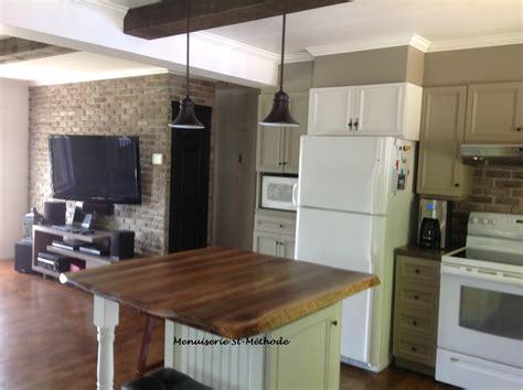 cuisine et comptoir avignon cool comptoir en noyer noir vernis with comptoir de