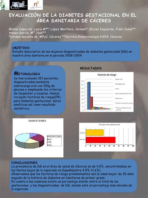 presentacion  evaluacion de la diabetes gestacional en