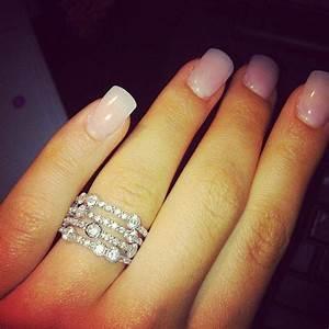 Natural looking acrylic nails. | Nails | Pinterest ...
