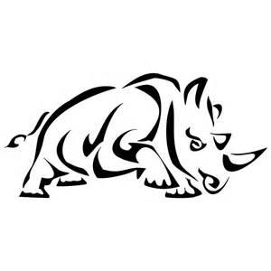 rhino design 25 wonderful rhino tattoos designs