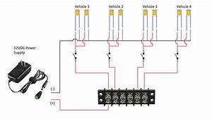 Wiring Multiple Leds With Spst Switches