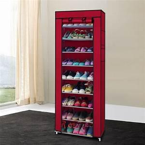 astuce rangement chaussures en 25 idees With meuble de rangement pour chaussures