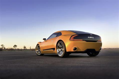 Wallpaper Kia Gt4 Stinger, Concept, Supercar, Luxury Cars