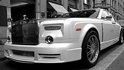 Royce Rolls Wallpapers Cars Phantom Luxury Desktop