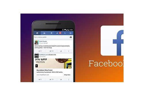 baixar app facebook versão android free
