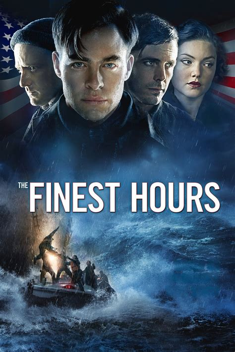 The Finest Hours Posters Movie Database Tmdb