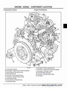 John Deere Gator Utility Vehicle Hpx 4x2  U0026 4x4 Gas  U0026 Diesel