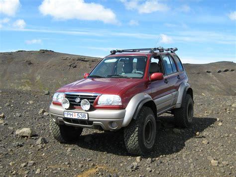 Suzuki Grand Vitara Modification by Birgiro 2002 Suzuki Grand Vitara Specs Photos