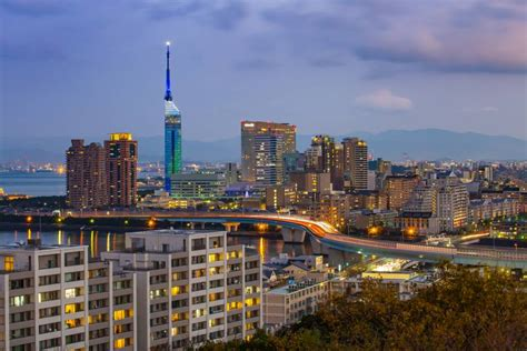 Fukuoka city to become Japan's seventh municipality to ...