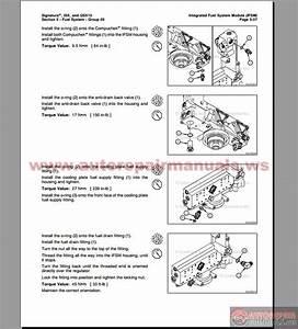 Isx Cummins Engine Manuals Online