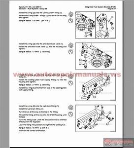 Cummins Isx And Qsx 15 Volmume 2 Service Manual