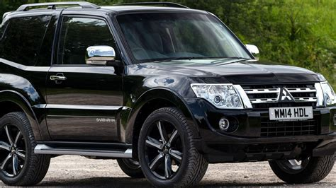 The Mitsubishi Shogun Swb Is The Type Of Suv That's