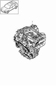 Porsche Cayenne Replacement Engine N  Mcnrb