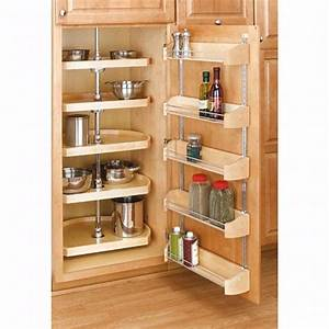 Door Storage Shelf Sets, Rev-a-Shelf 6232 Series Rockler