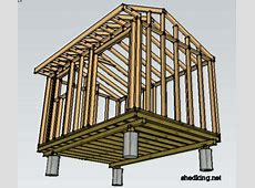 78 Best images about How to build a shed on Pinterest