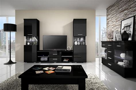 meuble de cuisine noir et blanc cuisine noir et blanc et bois
