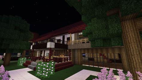 maison de luxe sur minecraft merlimont 62