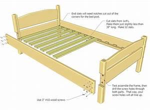 Planos de cama gemela