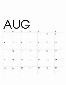Calender August Printable August 2019 Calendar Monthly Planner 2 Designs