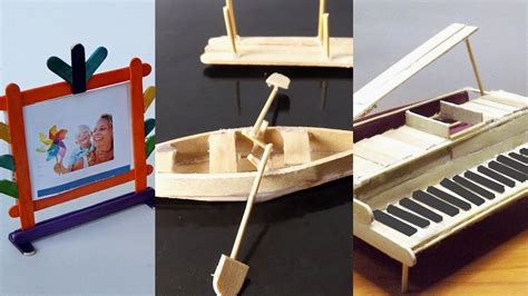 easy popsicle stick crafts     home  diy