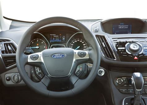ford kuga upgrades include reworked  tdci turbo