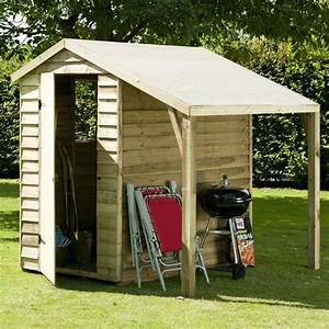 How To Build Lean Too Storage Shed