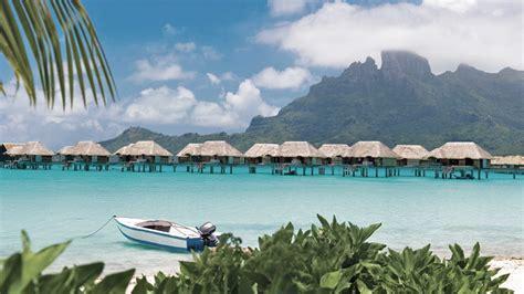 Four Seasons Resort Bora Bora  A Kuoni Hotel In Bora Bora
