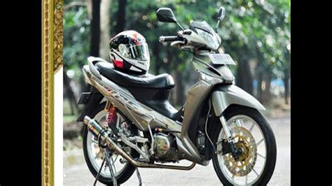 Variasi Motor Supra X 125 by Modifikasi Motor Supra X 125 Simple Bergaya Standart