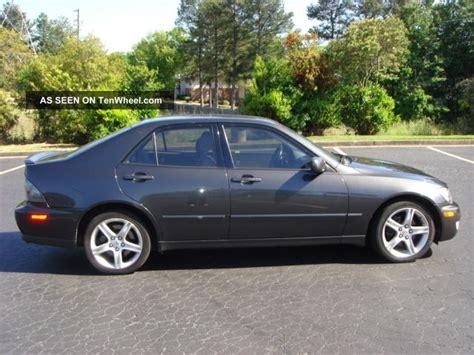 lexus coupe 2003 2003 lexus is300 sedan 4 door 3 0l