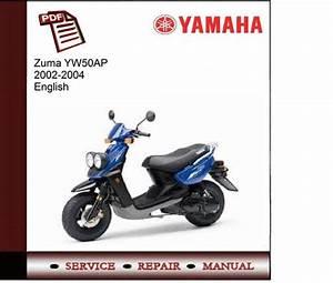 Yamaha Zuma Yw50ap 2002