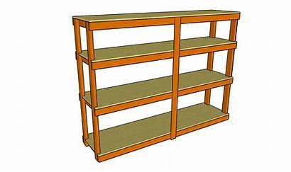 Shelves Plans Storage Shed 2x4 Garage Shelf