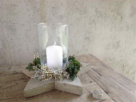 weihnachten aus beton weihnachten pinterest windlichter weihnachten weihnachten und