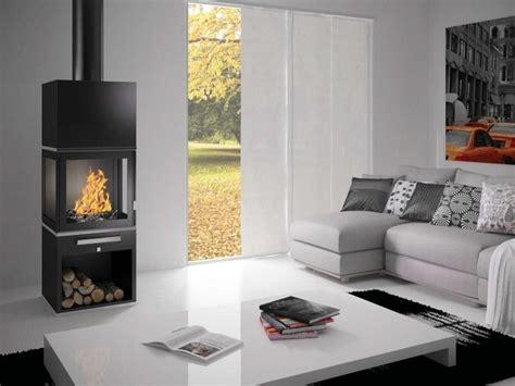 Kaminofen Gemuetliches Ambiente Fuer Zu Hause by Moderner Kaminofen Mit Auflagefl 228 Che F 252 R Holz Home
