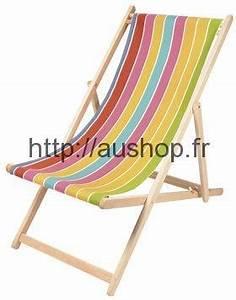 Bain De Soleil Bois Pas Cher : chaise longue jardin pas cher transat bain de soleil prix discount ~ Teatrodelosmanantiales.com Idées de Décoration