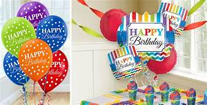 70th, 80th, 90th and 100th Birthday Balloons | Party City