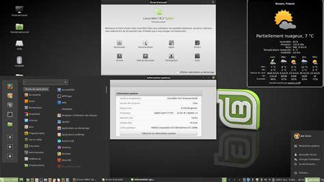 linux mint 18 3 sylvia bureau cinnamon 3 6 6 linux