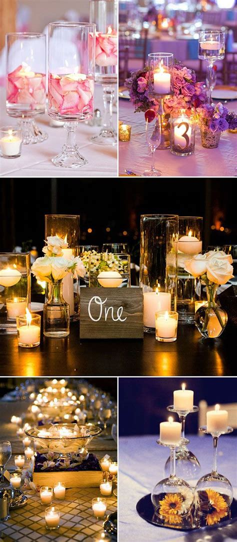 wedding ideas 30 perfect ways to use candles for your big