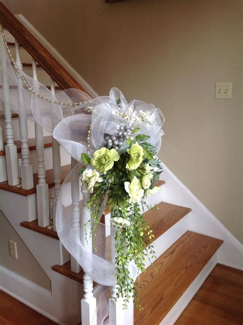 the 25 best wedding staircase decoration ideas on