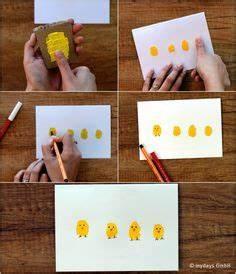 Osterkarten Basteln Mit Kindern : so einfach geht 39 s diy osterkarten selber basteln ostern ostern basteln und osterkarten basteln ~ Eleganceandgraceweddings.com Haus und Dekorationen