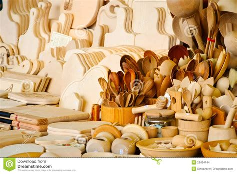 wooden kitchen accessories stock photo image of retro