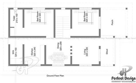 Simple contemporary home design – Kerala Home Design