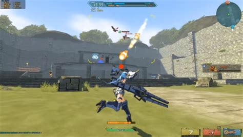 Third Person Shooter Anime Pc Mmo Free Third Person Shooter Mmo Mmorpg
