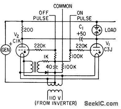 fish shocker basic circuit circuit diagram seekic