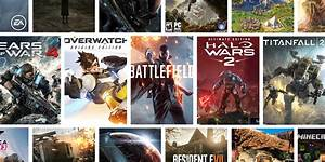 10 Best PC Computer Games for 2017 - New Single